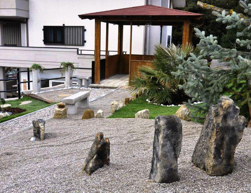 Pietre Giardino Studio IRIS