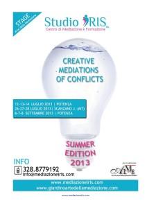 SummerSchool 2013.Stage ARTE MEDIAZIONE ScanzanoJonico+Potenza.StudioIRIS_Pagina_01