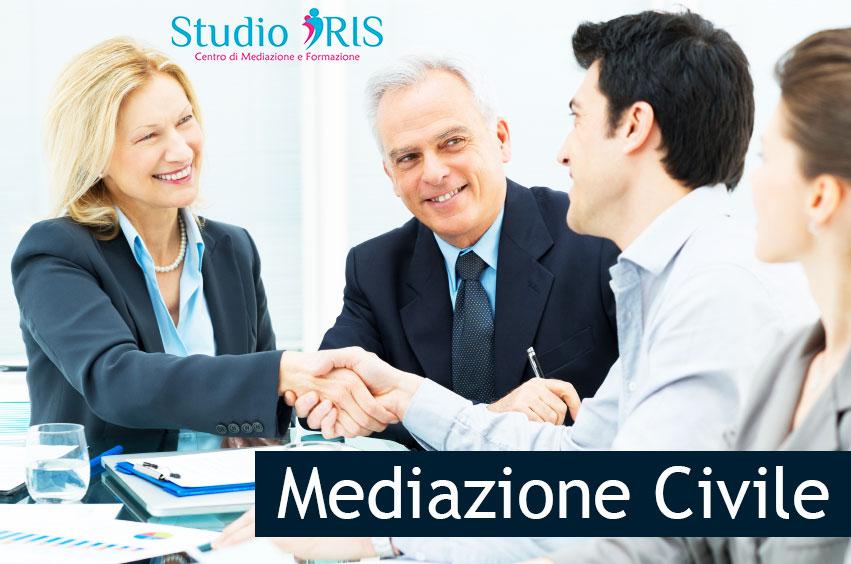 mediazione civile Studio IRIS